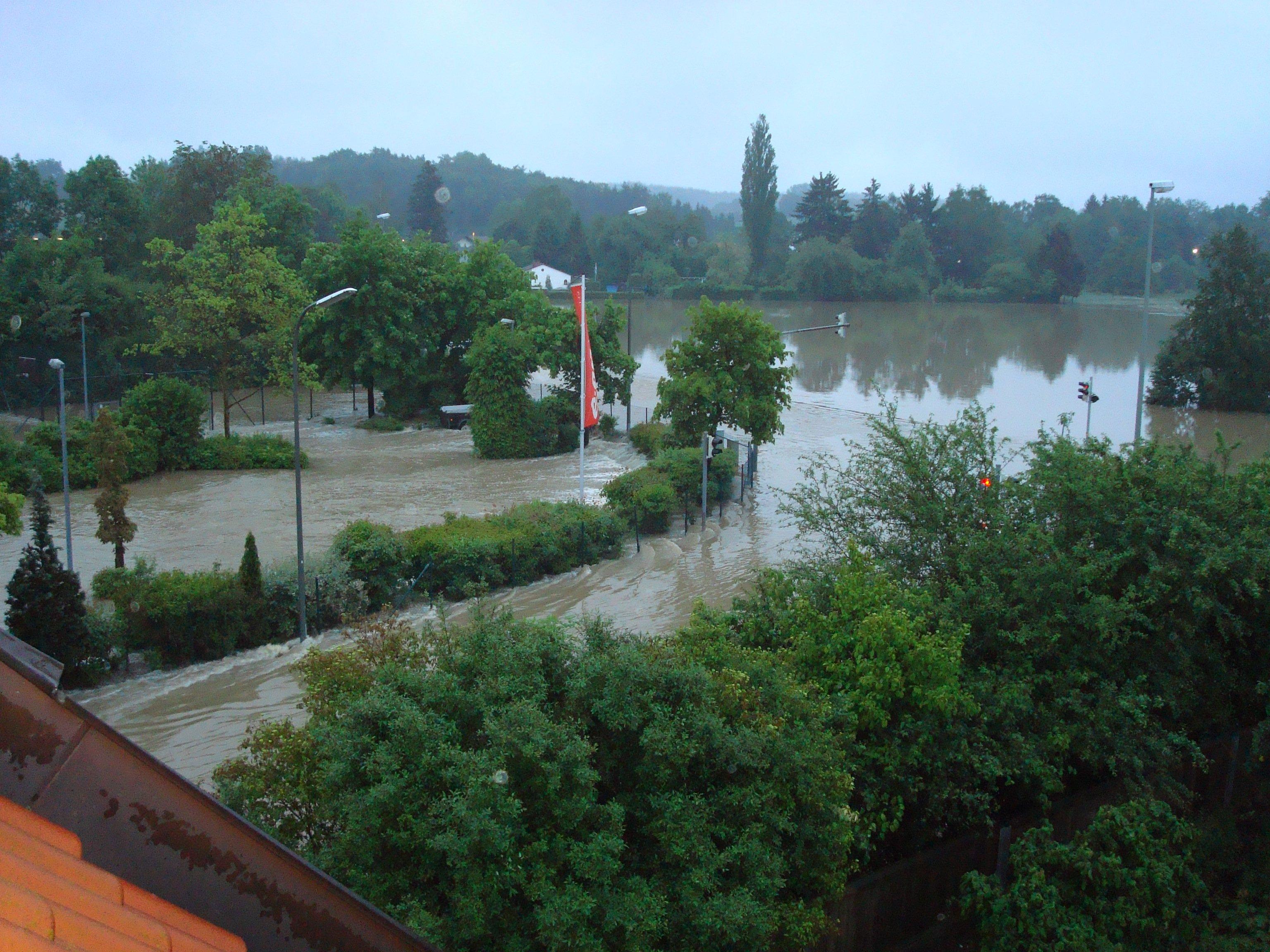 Hochwassernachrichten