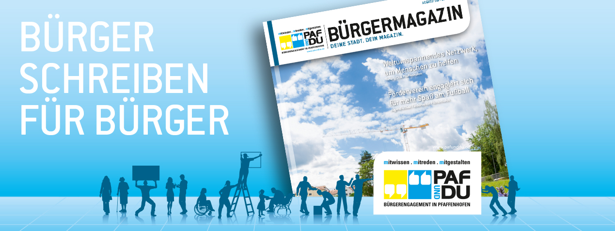 Bürgermagazin August/September 2016 Kachel